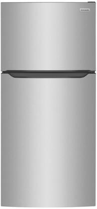 Frigidaire  FFTR2045VS Top Freezer Refrigerator Stainless Steel, FFTR2045VS Top Freezer Refrigerator