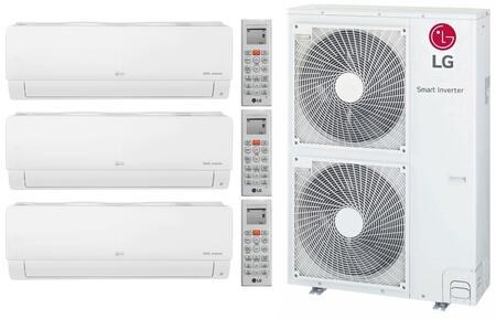LG 963813 Triple-Zone Mini Split Air Conditioner, Main Image