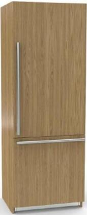 Blomberg  BRFB1900FBI Bottom Freezer Refrigerator Panel Ready, Main Image