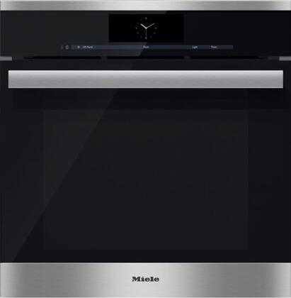 Miele M Touch DGC6865XXLSS Single Wall Oven Stainless Steel, Main Image