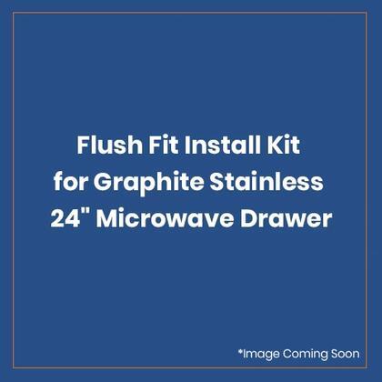 Dacor  ADMRF24M Microwave Trim Kit , ADMRF24M Flush Fit Install Kit