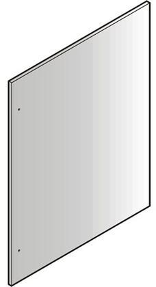 Liebherr  9900287 Door Panel , 1