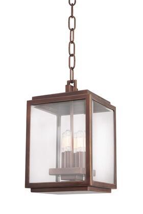Kalco Chester Outdoor 403850CP Ceiling Light , 403850CP