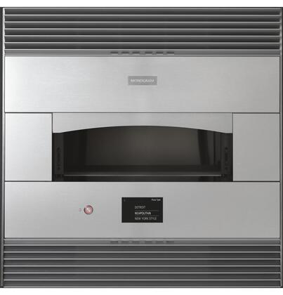 "Monogram  ZEP30FLSS Pizza Oven Stainless Steel, ZEP30FLSS 30"" Flush Hearth Oven"