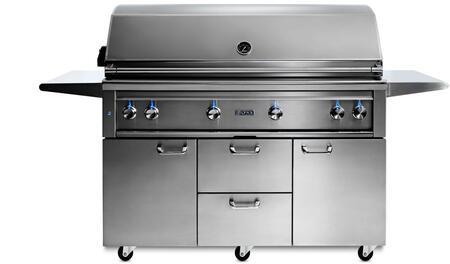 Lynx Professional L54TRFNG Natural Gas Grill Stainless Steel, Main Image