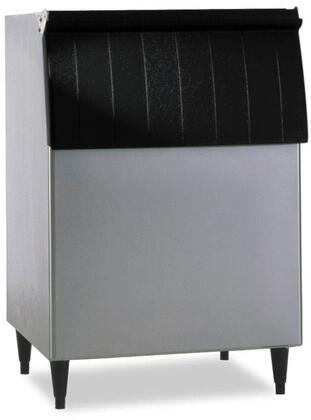 Hoshizaki Ice Storage Bin BD500SF Ice Bins and Dispenser Stainless Steel, Main Image