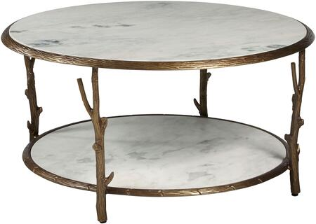 HomeFare Brady P050484BT Coffee and Cocktail Table Multi Colored, main image