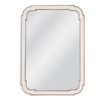 Bassett Mirror Metro M4081EC Mirror White, M4081EC