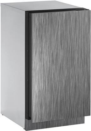 U-Line 2000 U2218RINT00B Compact Refrigerator Panel Ready, Custom Panel Not Included