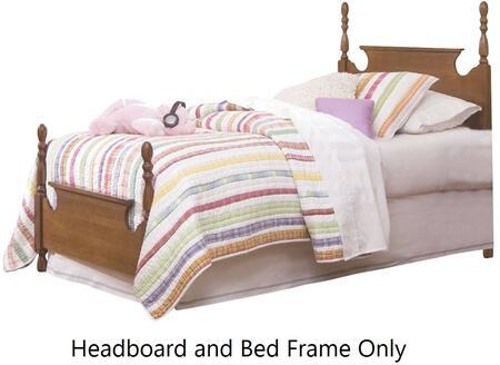 Carolina Furniture Common Sense 15783098200079091 Bed Brown, main image 72807