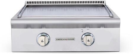 American Range Cuisine ARSCT242GDN Gas Cooktop Stainless Steel, 1