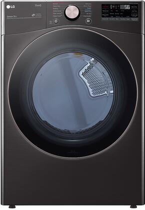 LG  DLGX4001B Gas Dryer Black, DLGX4001B Front Load Dryer
