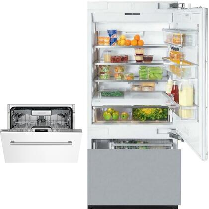 Appliances Connection Picks  1383906 Kitchen Appliance Package Panel Ready, Main image
