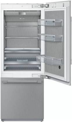 Thermador Freedom T30IB905SP Bottom Freezer Refrigerator Panel Ready, T30IB905SP Bottom Freezer Refrigerator