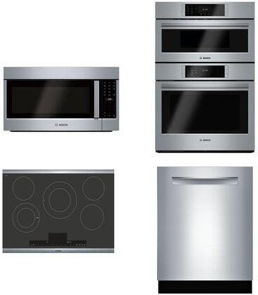 Bosch Benchmark 905834 Kitchen Appliance Package & Bundle Stainless Steel, 1