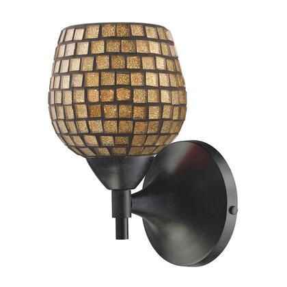 ELK Lighting  101501DRGLD Sconces , Image 1