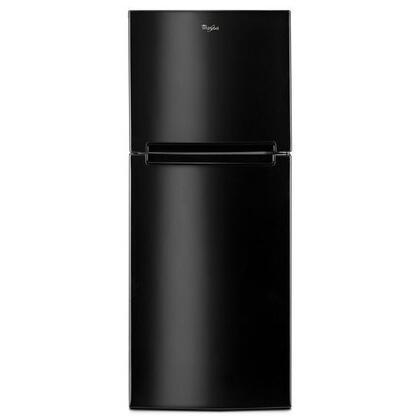 Whirlpool  WRT111SFDB Top Freezer Refrigerator Black, Black