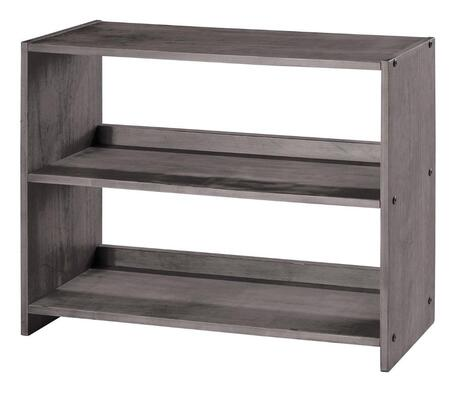 Donco  790EAG Bookcase Gray, 790 EAG%20(silo 01)