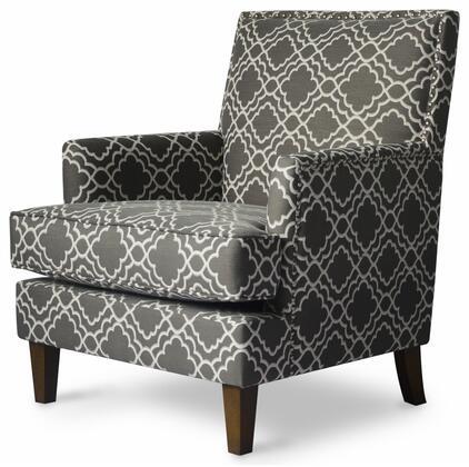 Aubrey Collection AUBREY-CH-GRANITE  Accent Chair in