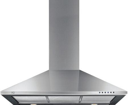 XO XOB Series XOB30S Wall Mount Range Hood Stainless Steel, XOB30S Range Hood