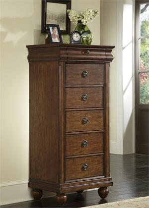 Liberty Furniture Rustic Traditions 589BR46 Chest of Drawer Brown, Main Image