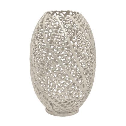 Plutus Brands  PBTH93983 Decorative Jars Silver, PBTH93983