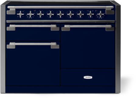 AGA Elise AEL481INSKY Freestanding Electric Range Blue, AEL481INSKY Induction Range