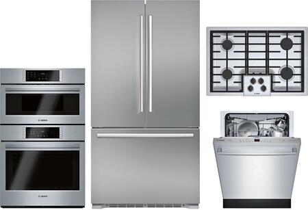 Bosch 1139162 Kitchen Appliance Package & Bundle Stainless Steel, main image