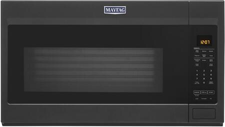 MMV4207JK 30″ Over-the-Range Microwave with 1.9 cu. ft. Capacity  950 Watts  400 CFM  Sensor Cook and Dual Crisp Feature in Cast Iron