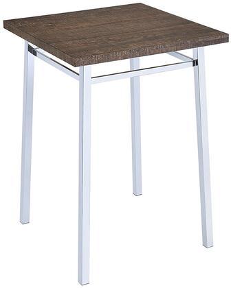 Acme Furniture Nadie 72595 Bar Table Brown, 1