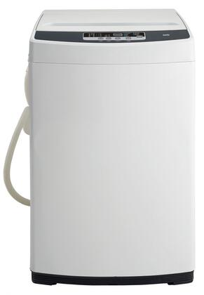 Danby DWM060WDB 22 Inch Compact Portable Washer with 13.2 lbs. Capacity