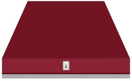 Hestan  KVC30BG Wall Mount Range Hood Red, 1