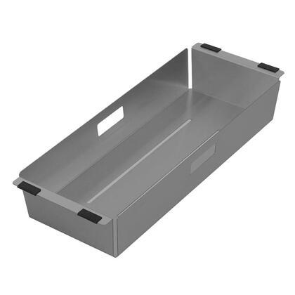 Whitehaus Noah Plus WHNPLCOLGM Sink Accessory Gray, Main Image