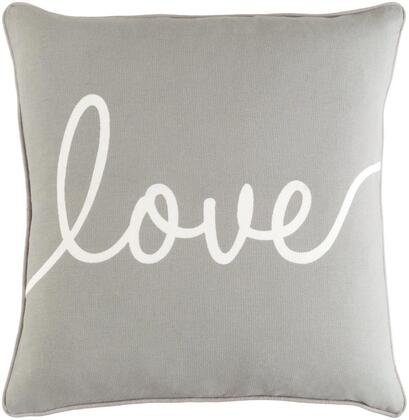Surya Glyph GLYP70981818D Pillow , glyp7098 1818