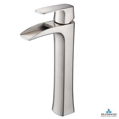 F01 305 02 Single Handle Lavatory Faucet – Brush