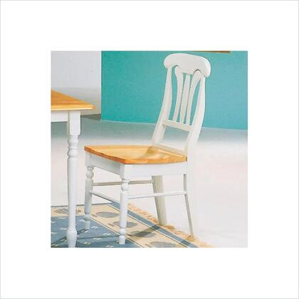 Coaster Damen 4222 Dining Room Chair White, 1