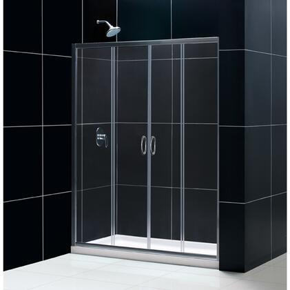 DreamLine  DL6962R04CL Shower Enclosure , Front