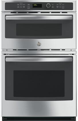 GE Profile PK7800SKSS Double Wall Oven Stainless Steel, Main Image