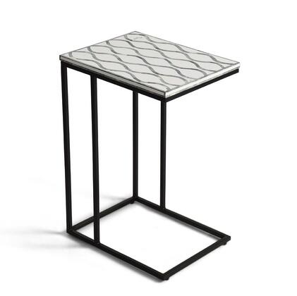 Steve Silver Marino MR100SS Accent Table , MR100SS table 1