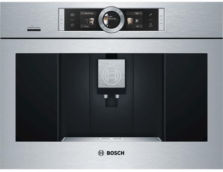 Bosch  BCM8450UC Built-In Coffee System Stainless Steel, Main Image