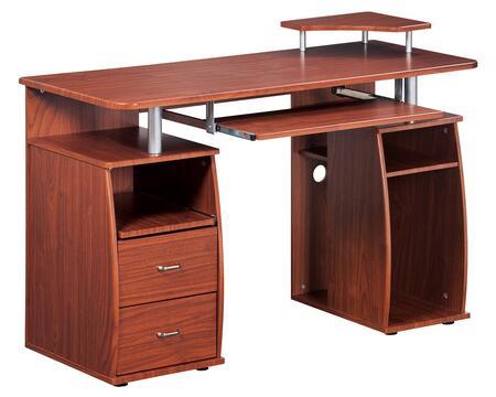 RTA-8211-M615 Complete Computer Workstation Desk With Storage  in