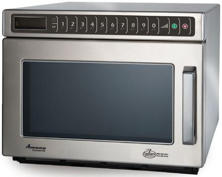 Amana HDC12A2 Commercial Microwave Stainless Steel, Main Image