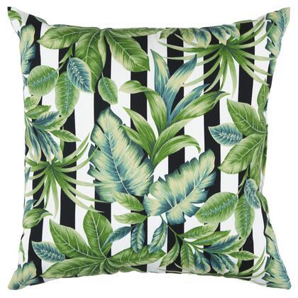 Rizzy Home Poly Filled Pillow PILTFV118GRBK2222 Pillow GREEN, DL 5aae31bfe805310783701b3b2beb