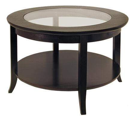 Winsome Genoa 92219 Coffee and Cocktail Table, 92219 Genoa
