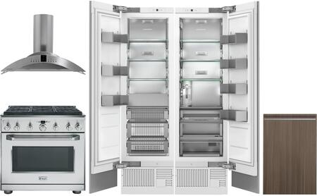 Monogram  1005685 Kitchen Appliance Package Panel Ready, main image