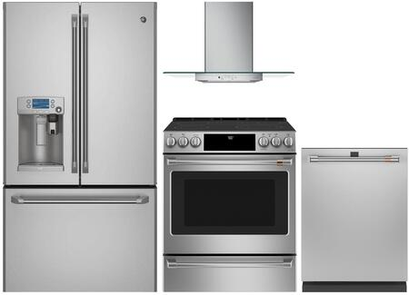 Cafe 891484 Kitchen Appliance Package & Bundle Stainless Steel, Main image