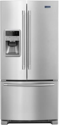 Maytag  MFI2269FRZ French Door Refrigerator Stainless Steel, Main Image