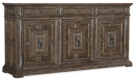 Hooker Furniture Woodlands 58207590085 Dining Room Buffet, Silo Image