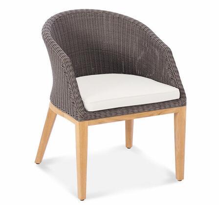 Douglas Nance Capri DN4455 Patio Chair Brown, DN4455 Main Image