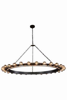 Elegant Lighting 1500G65VBSL Ceiling Light, Image 1